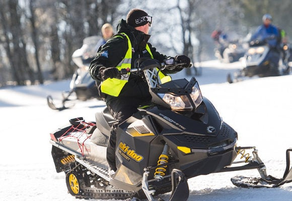 Snowmobiles Tour and Rental in Zakopane