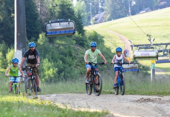 Bicycle Rental in Zakopane