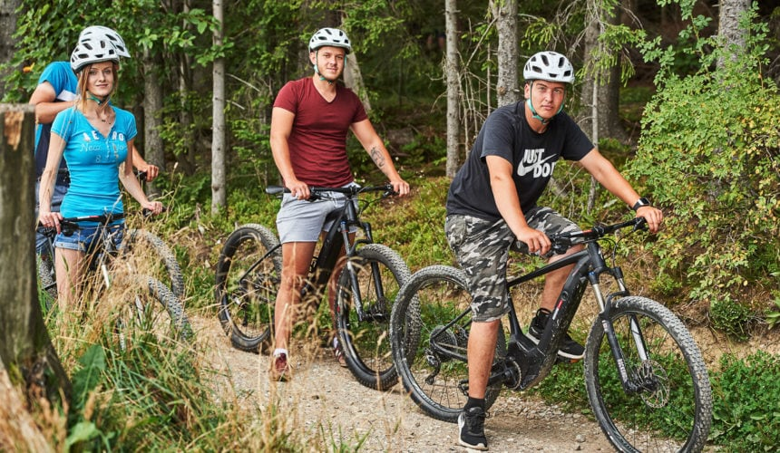 Electric bicycles from COT – HIT 2019 in Zakopane